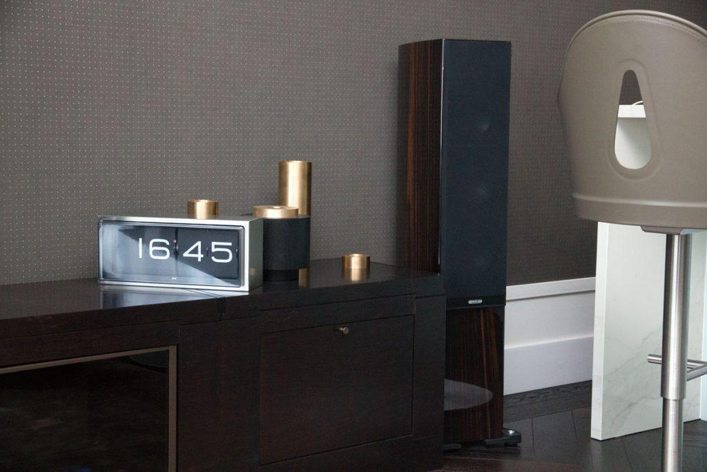 Домашний кинотеатр - Акустика Monitor Audio в интерьере