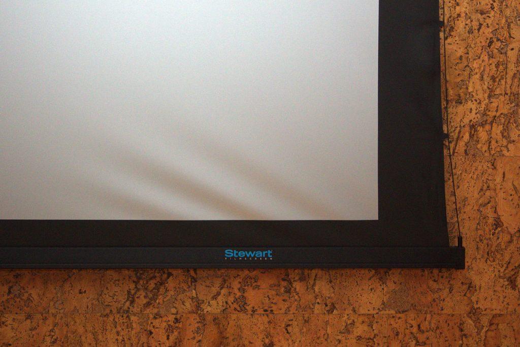 Персональный кинозал - экран Stewart