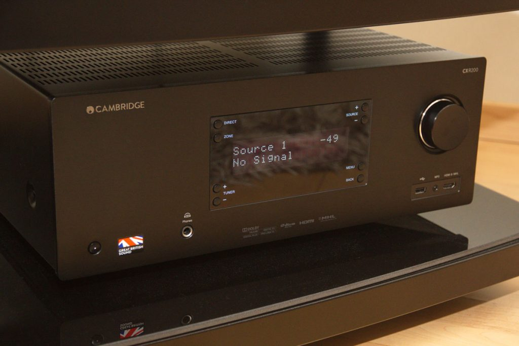 AV-ресивер Cambridge Audio CXR200