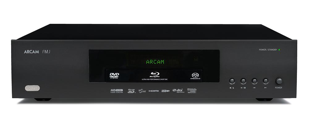 Домашний кинотеатр - Blu-Ray проигрыватель Arcam UPD411
