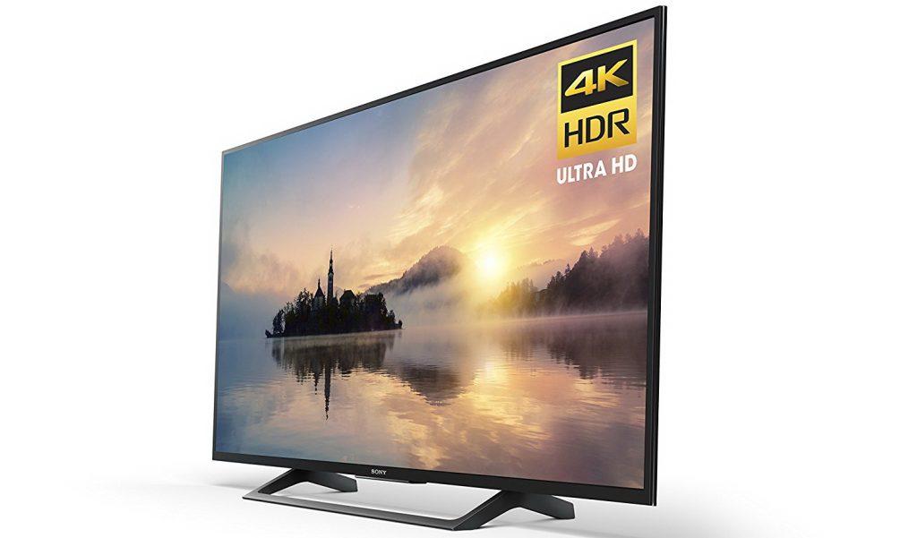 Домашний кинотеатр - Телевизор Sony 4K HDR