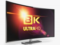 Домашний кинотеатр - 8K Ultra HD TV