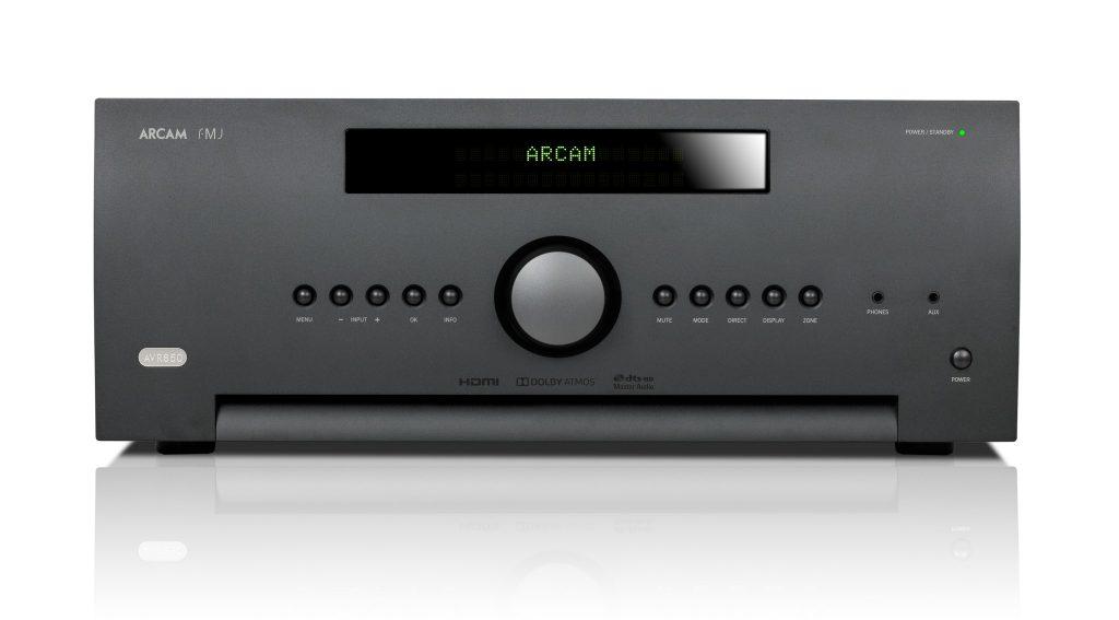Домашний кинотеатр - 4K AV-ресивер Arcam AVR850