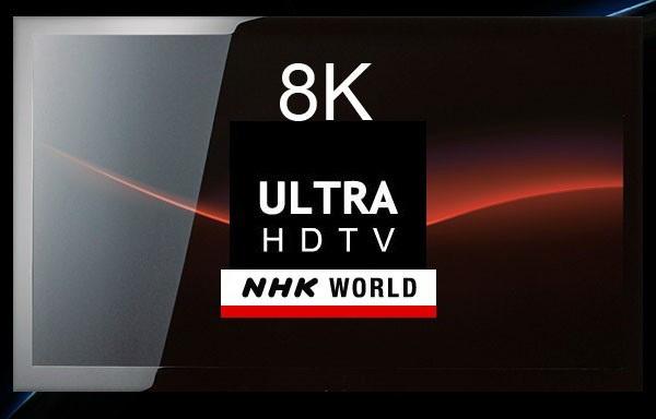 Домашний кинотеатр - 8K Ultra HD