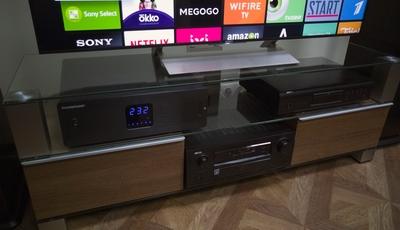 Аудио-видео система в кабинете