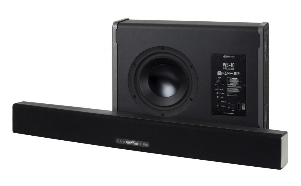 Саундбар Monitor Audio
