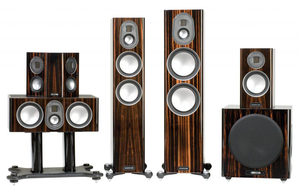 Акустика Monitor Audio Gold пятого поколения