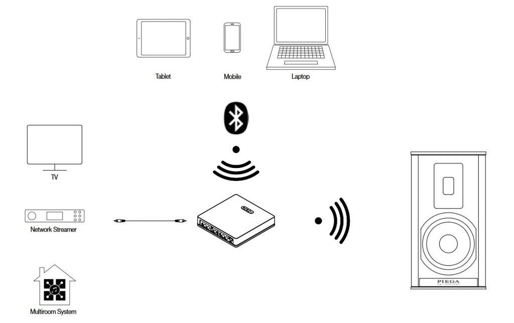 Piega Premium Wireless - АудиоПик - Домашние кинотеатры и стерео под ключ