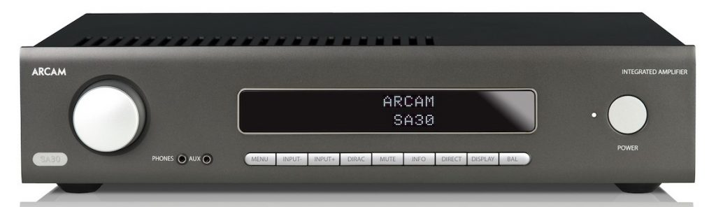 Интегрированный стерео усилитель Arcam SA30