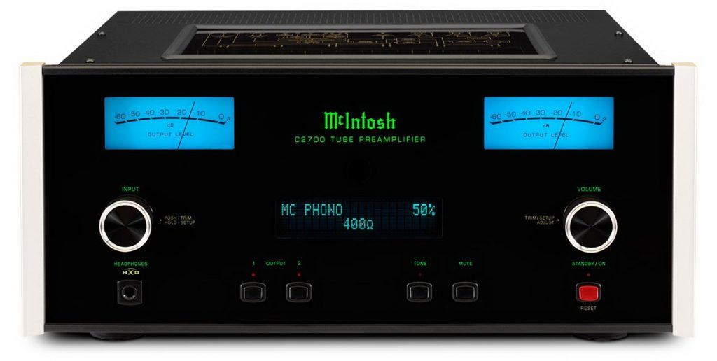 Предварительный усилитель McIntosh C2700