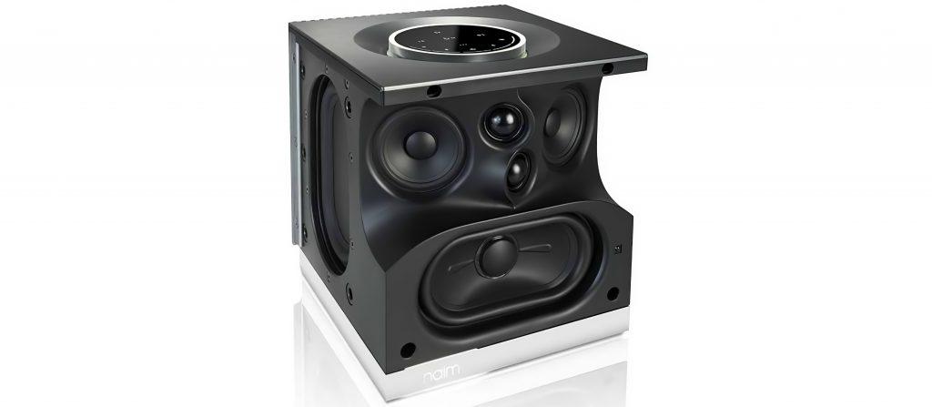 «All-In-One» музыкальная система Naim Mu-so Qb 2