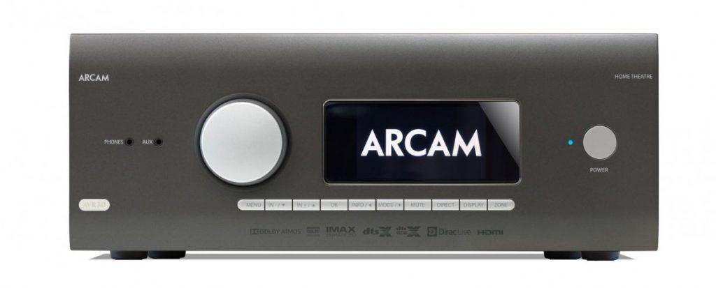 AV-ресивер Arcam AV30 - АудиоПик - Домашние кинотеатры и стерео под ключ