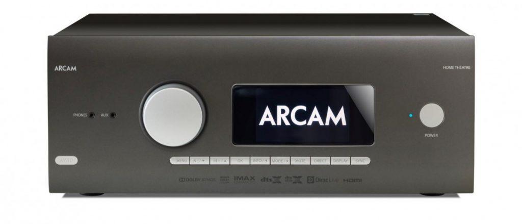 AV-процессор Arcam AV40 - АудиоПик - Домашние кинотеатры и стерео под ключ