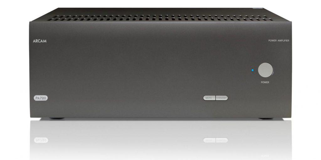 Усилитель мощности Arcam PA720- АудиоПик - Домашние кинотеатры и стерео под ключ