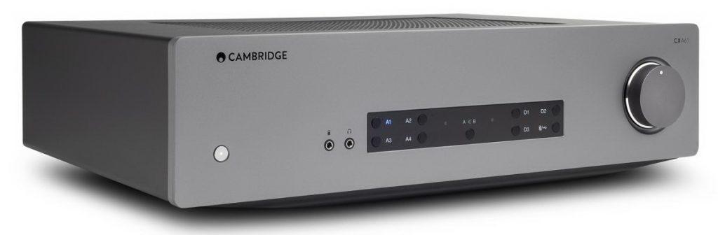 Интегрированный усилитель Cambridge Audio CXA61