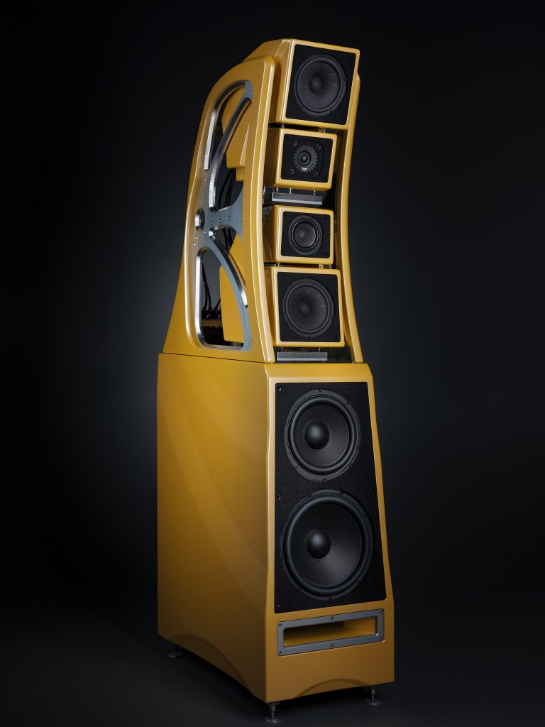 Wilson Audio Сhronosonic XVX yellow
