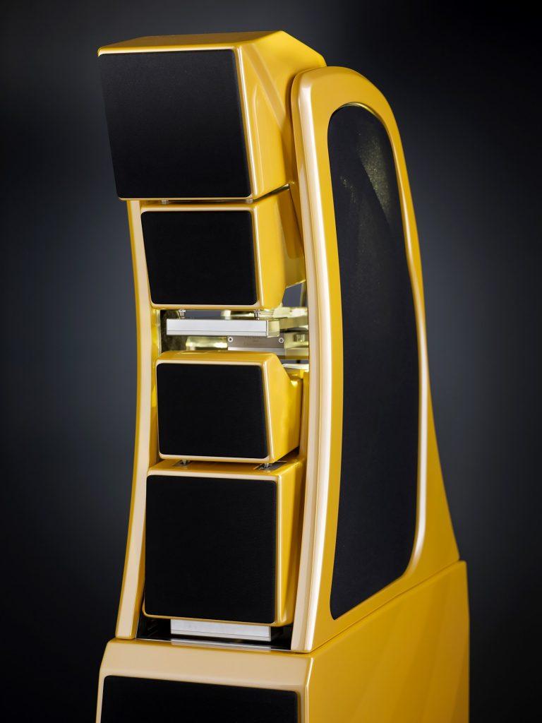 Wilson Audio Сhronosonic XVX с защитными сетками