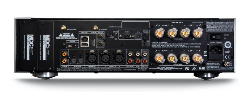 NAD M33 - передовой интегрированный усилитель. АудиоПик - домашние кинотеатры и стерео под ключ.