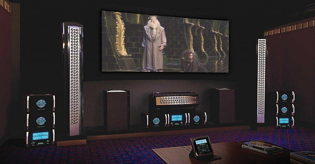 Домашний кинотеатр под ключ - АудиоПик - домашние кинотеатры и стерео под ключ