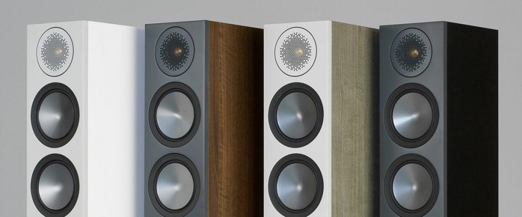 Monitor Audio Bronze 6 поколения - АудиоПик - Домашние кинотеатры и стерео под ключ