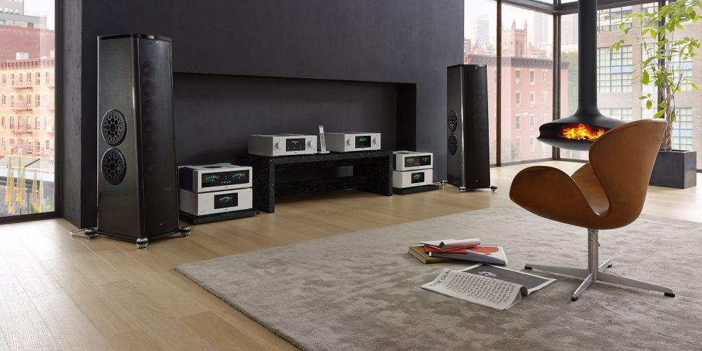 Комната прослушивания под ключ - АудиоПик - Домашние кинотеатры и стерео под ключ