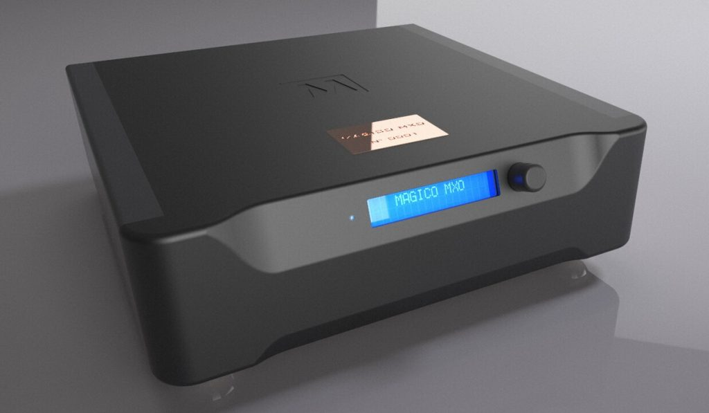 Magico M9 - внешний кроссовер MXO. АудиоПик - домашние кинотеатры и стерео под ключ.