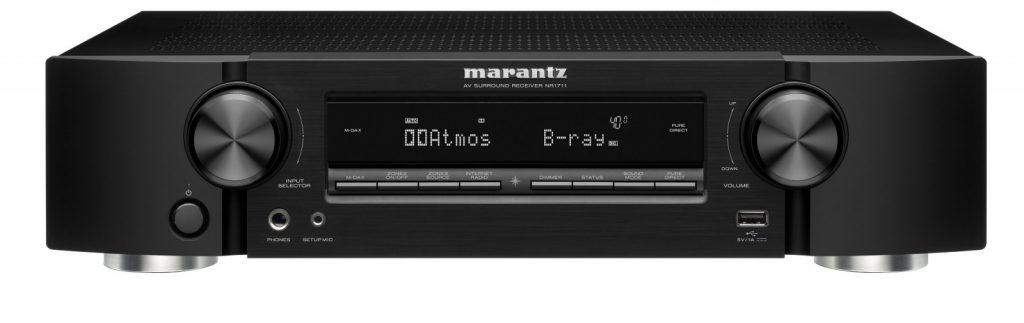 Marantz NR1711 - Домашние кинотеатры и стерео под ключ - АудиоПИк