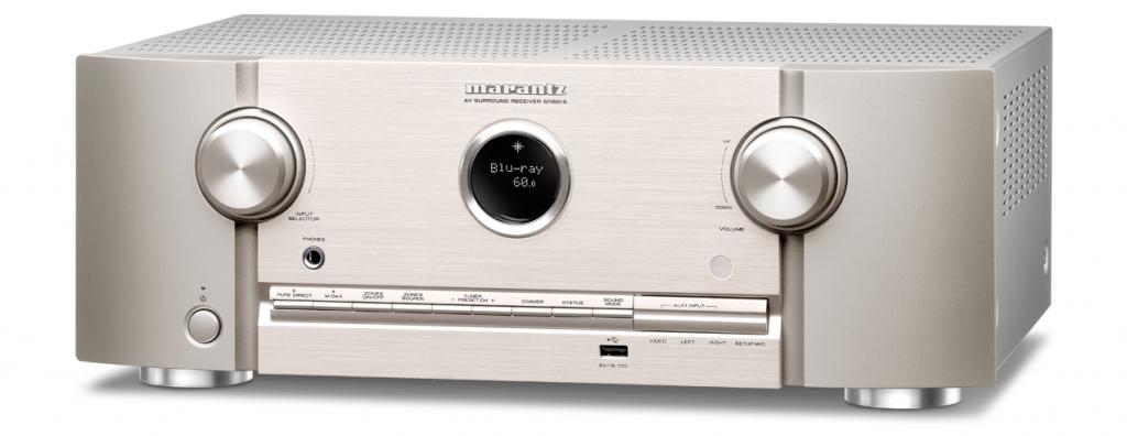 AV-ресивер Marantz SR5015 - АудиоПик - Домашние кинотеатры и стерео под ключ
