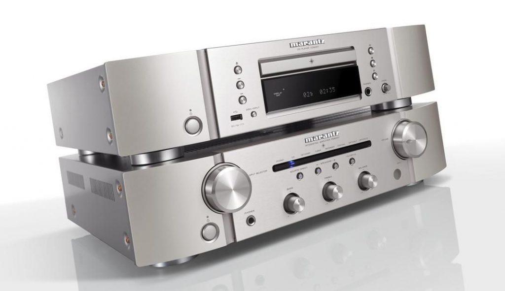 Marantz PM6007 и CD6007 - Домашние кинотеатры под ключ, стерео системы - АудиоПик.