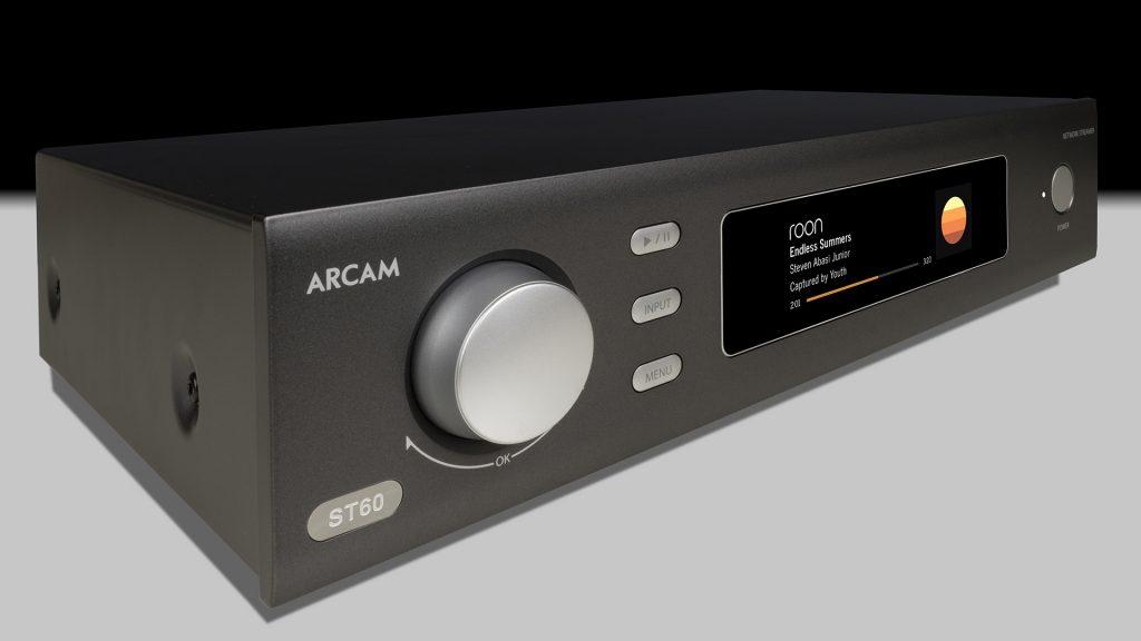 Arcam ST60 - сетевой проигрыватель - Домашние кинотеатры под ключ, стерео системы - АудиоПик