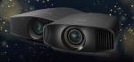 Домашние 4K HDR проекторы Sony VPL-VW590 и VPL-VW790