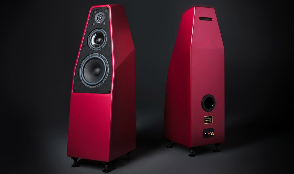 Wilson Audio SabrinaX - Домашние кинотеатры и стерео под ключ  - АудиоПик