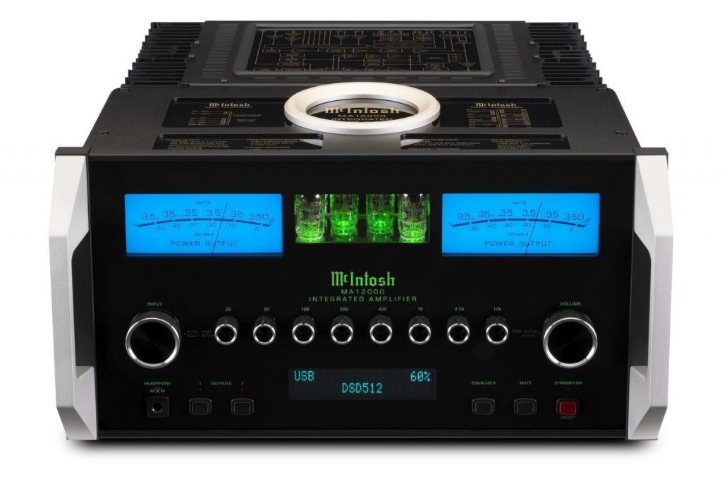 MсIntosh MA12000 - интегральный стерео усилитель - Домашние кинотеаты и стерео под ключ - АудиоПик