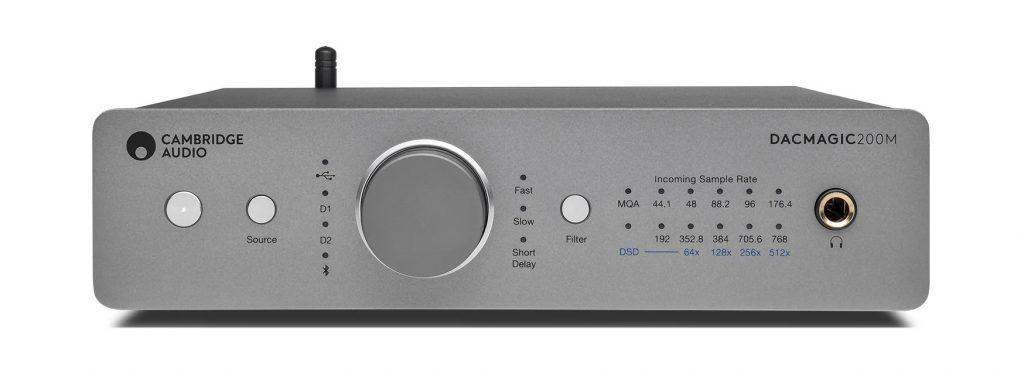 Cambridge Audio DacMagic 200M - недорогой ЦАП с MQA и DSD - Домашние кинотеатры и стерео под ключ - АудиоПик