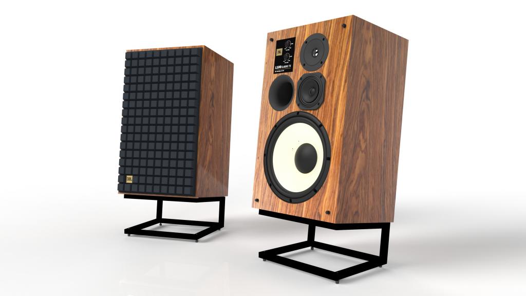 JBL L100 Classic 75 - юбилейная акустика | Домашние кинотеатры и стерео под ключ - АудиоПик