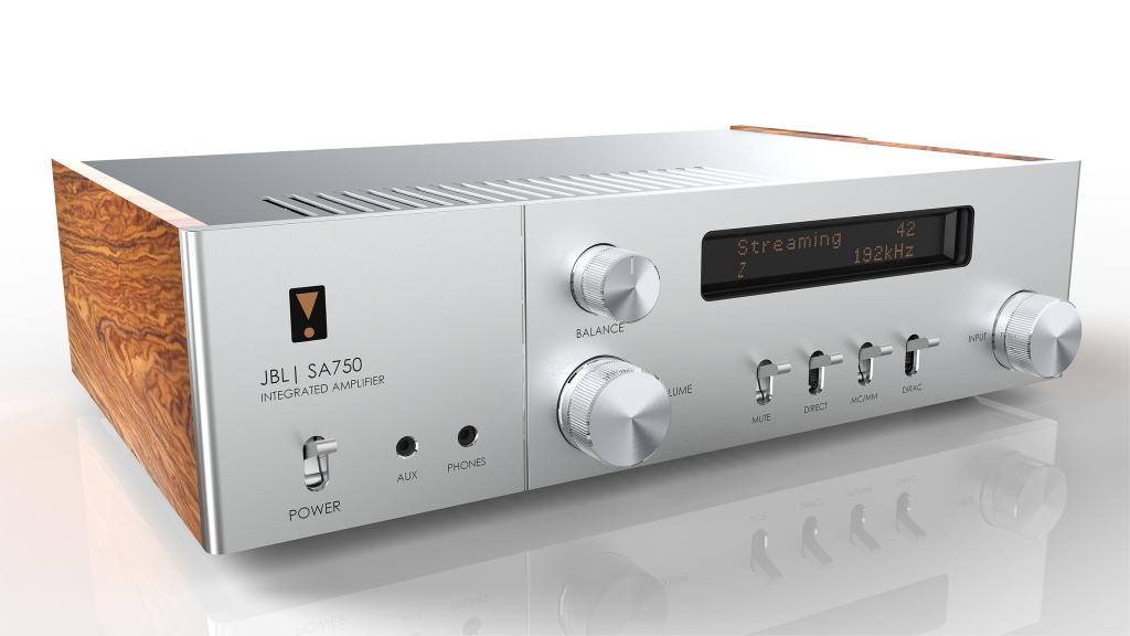 JBL SA750 - интегрированный усилитель | Домашние кинотеатры и стерео под ключ - АудиоПик