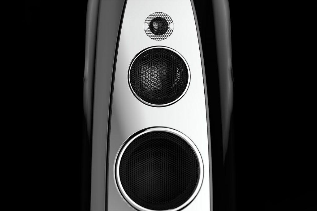 Bugatti Royale - излучатели