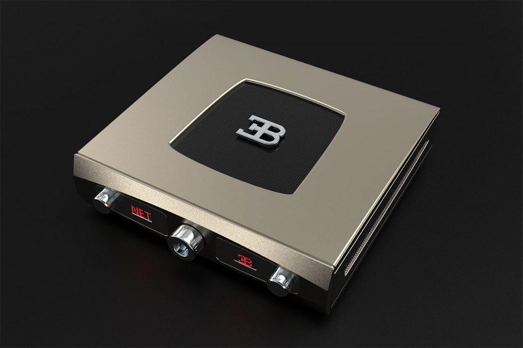 Tidal For Bugatti MC-1 - музыкальный контроллер