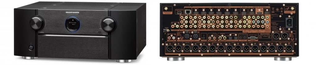 многоканальный процессор Marantz AV8805A