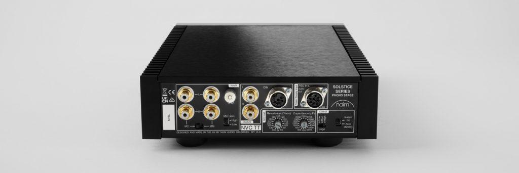 Naim Solstice Phono - фонокорректор для головок MM И МС