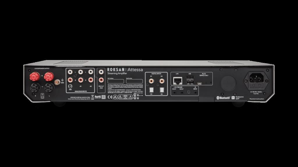 Riksan Attessa Streaming Amplifier