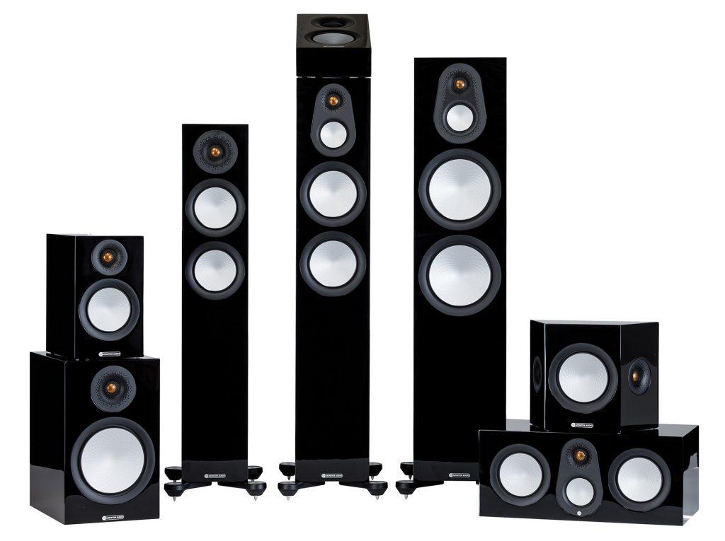 Monitor Audio Silver 7G - премиальная акустика для музыки и домашнего кинотеатра